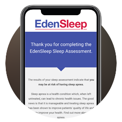 Sleep Assessment Offer